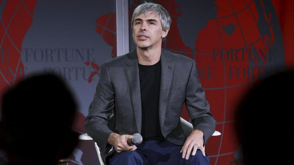 Foto: Larry Page en una imagen de archivo. (Reuters)