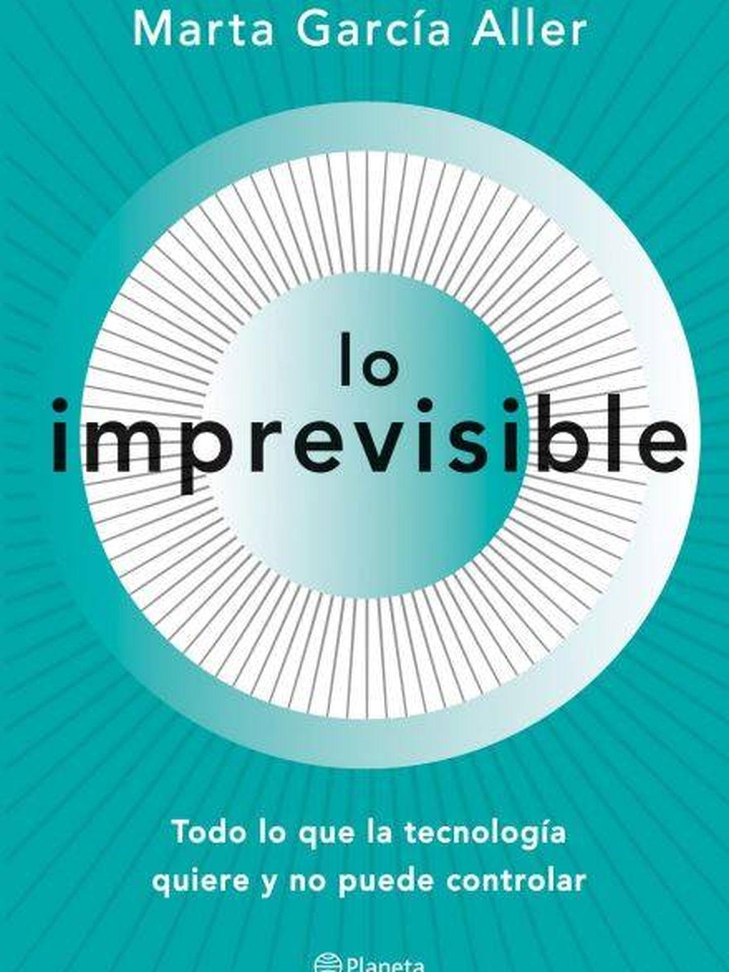 'Lo imprevisible', a la venta el 25 de mayo.