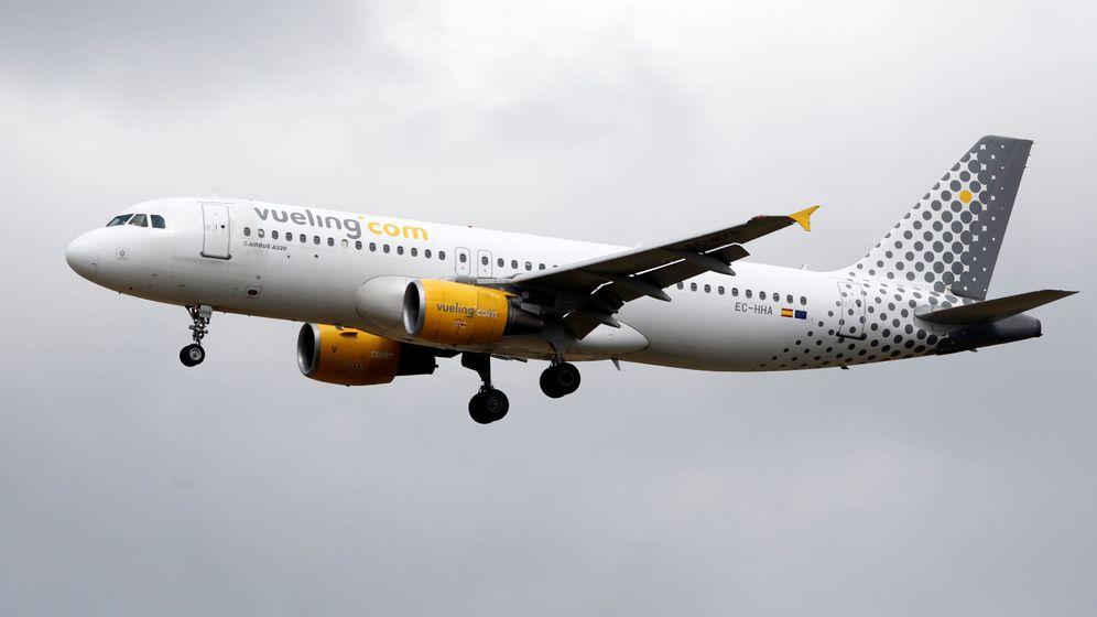 Foto: Un Airbus de la compañía Vueling. (Reuters)