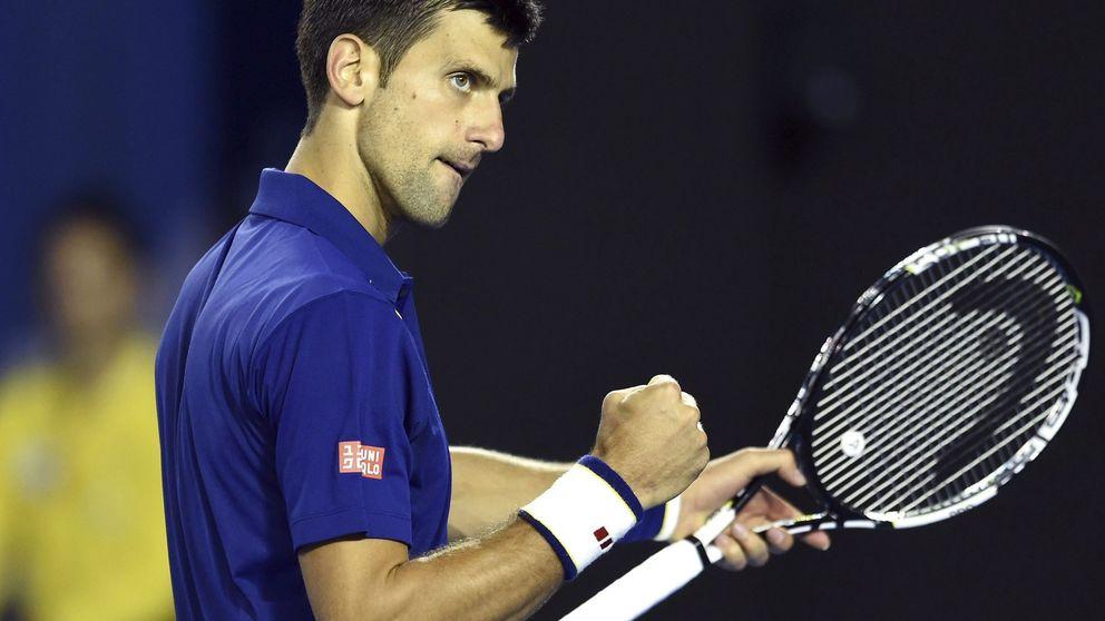 Djokovic bate a Federer y luchará por su sexto título en el Open de Australia
