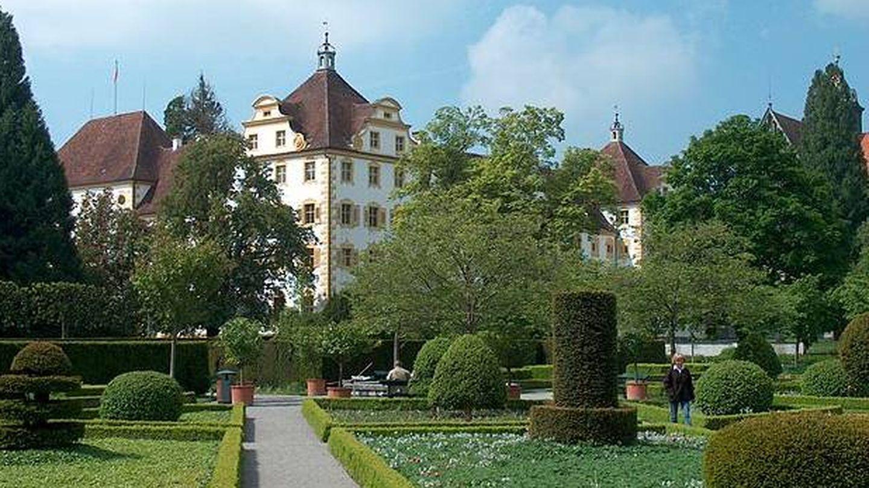 En los terrenos del monasterio de Salem, estudió la reina Sofía. (Cortesía The Charter)