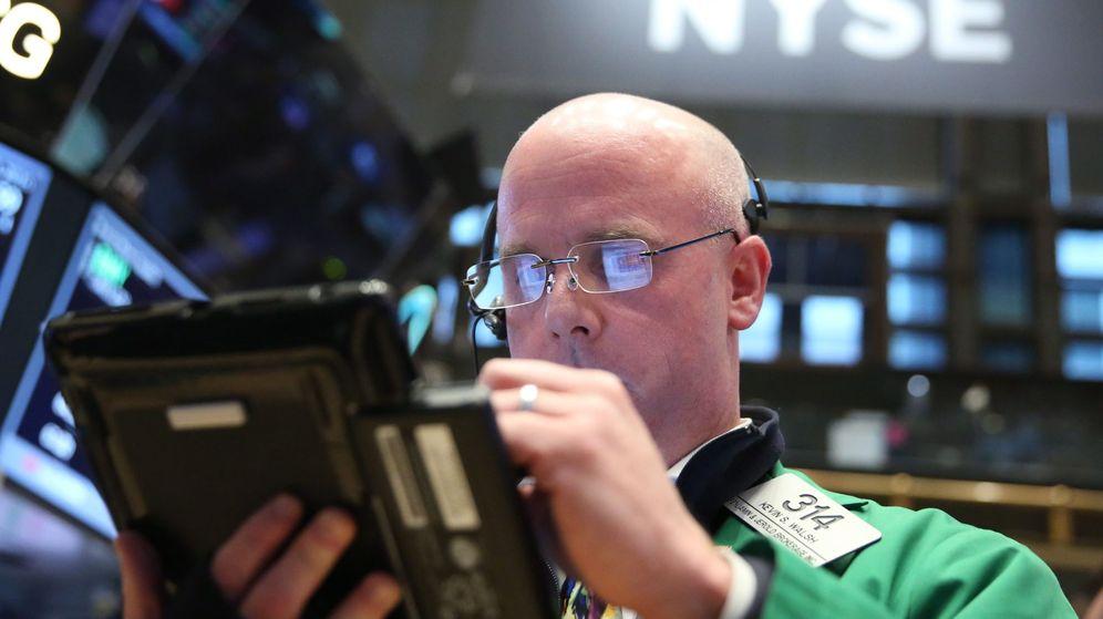 Foto: Operador en Wall Street. (EFE)