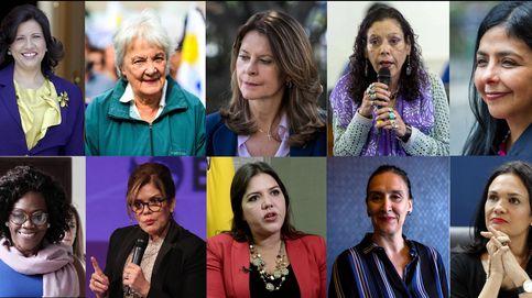 Mujeres, la mano derecha del poder en Latinoamérica