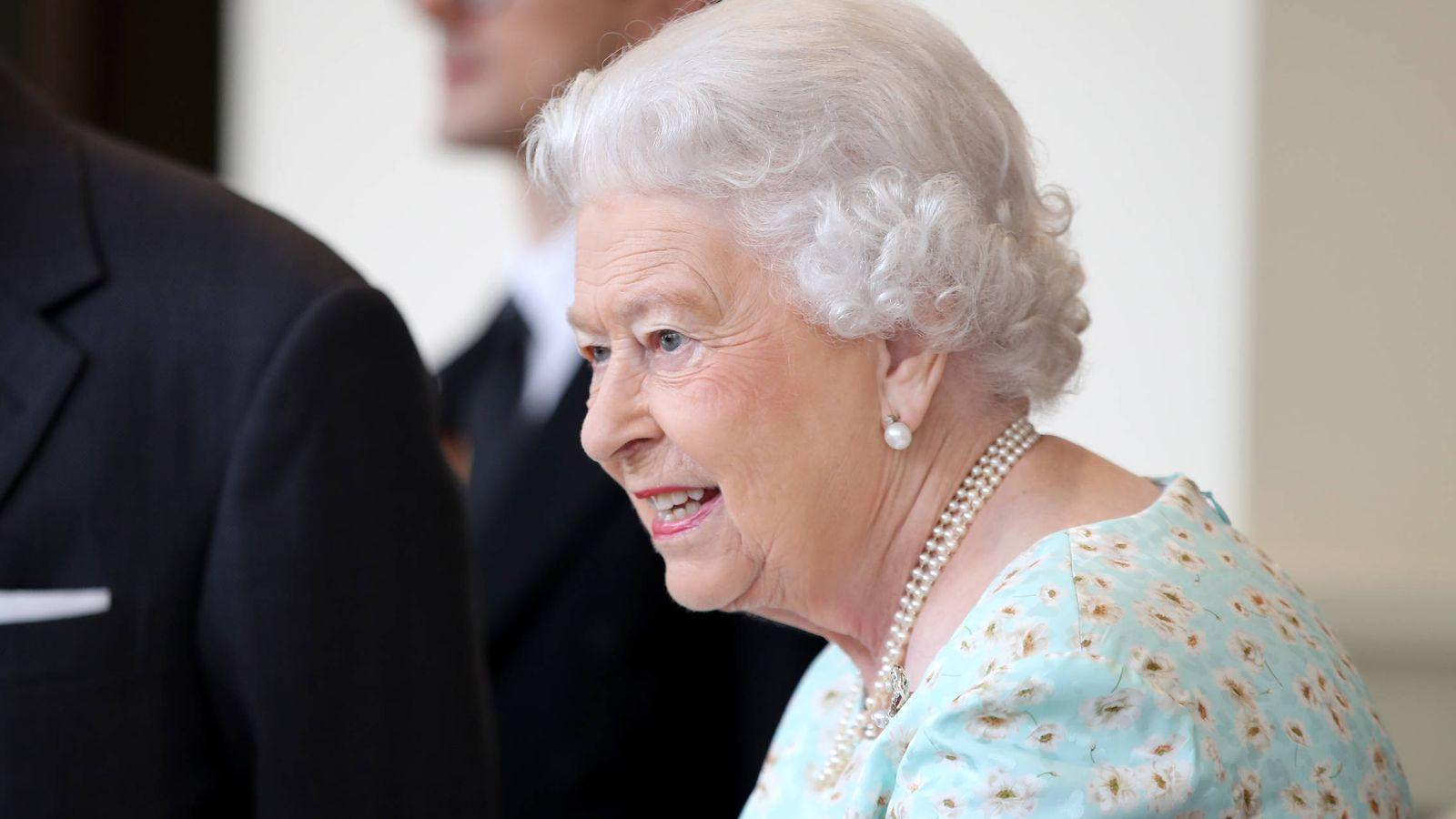 Foto: Isabel II en una imagen de archivo. (Gtres)