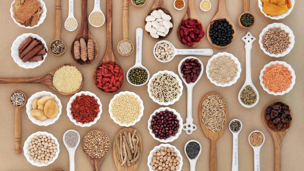 Los carbohidratos que engordan menos