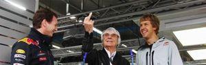 Ecclestone sale reforzado y con 20 millones más del caótico GP de Corea