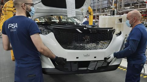 La producción de vehículos en España se desploma un 97,8% en abril