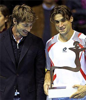Ferrer firmó la mejor campaña de su carrera en el año del adiós de Ferrero
