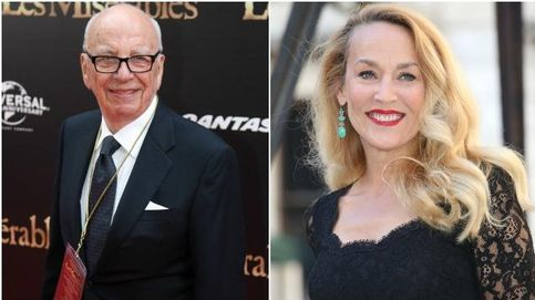 Rupert Murdoch sale con Jerry Hall, exnovia de Mick Jagger