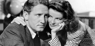 Post de Spencer Tracy, un alcohólico torturado por su infidelidad con Katharine Hepburn