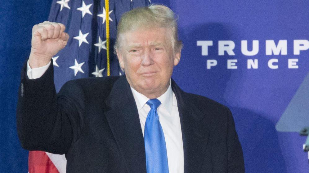 Foto: Donald Trump, candidato republicano (EFE)