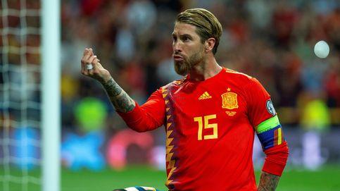 Cuatro respuestas que explican los 168 partidos de Sergio Ramos con España
