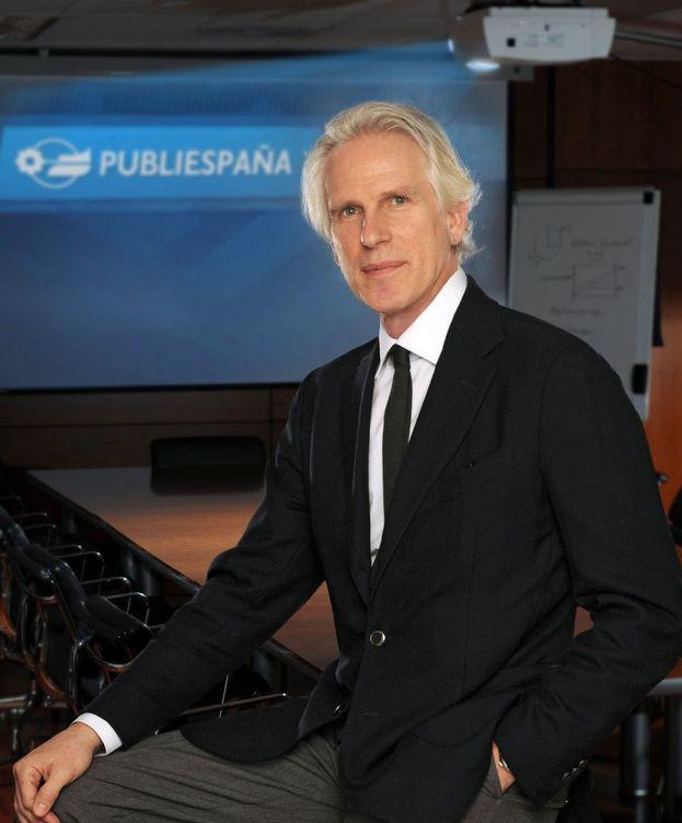 Foto: Giuseppe Tringali, vicepresidente de Mediaset España.