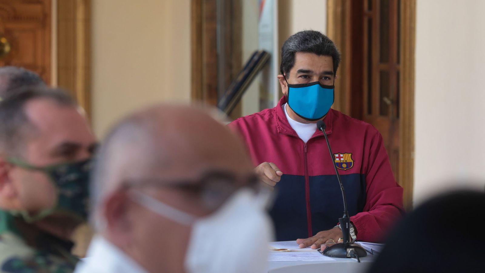 Venezuela pasará a la ofensiva ante el brote de casos comunitarios por coronavirus
