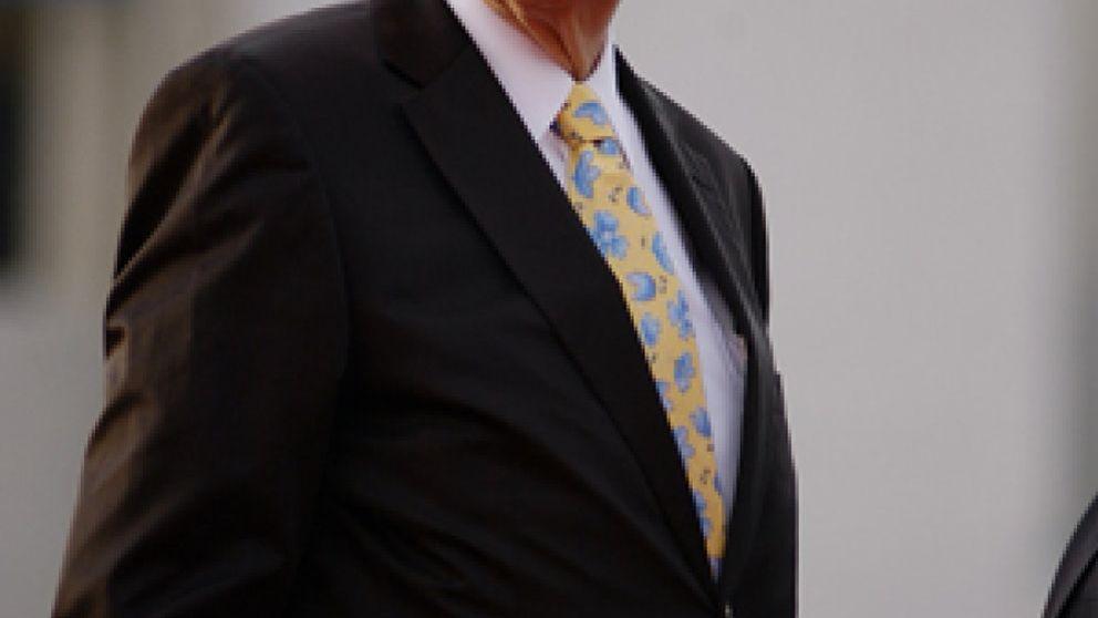 Luis del Olmo denuncia una estafa de su administrador