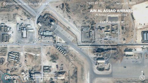 EEUUU eleva a 64 los soldados heridos en el ataque de Irán contra las bases iraquíes