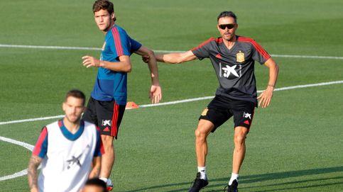 Cómo hacer olvidar a Jordi Alba: la presión sobre el jefe de Marcos Alonso