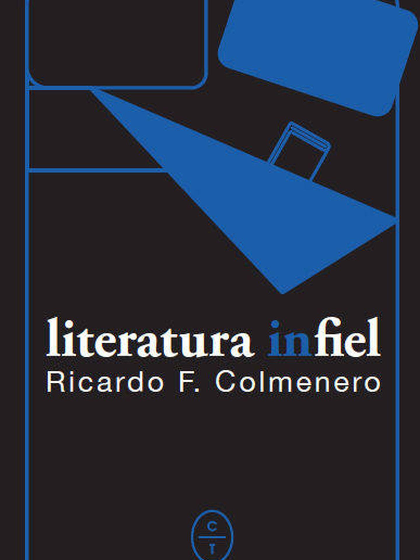 'Literatura infiel'. (Círculo de tiza)