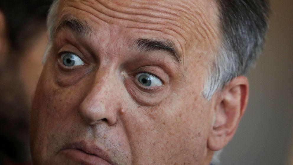 Gol de Rubiales a Tebas: no autoriza el Girona-Barcelona en Miami