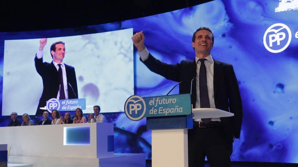 Casado ofrece al partido renovación y recuperar los votos perdidos por la derecha