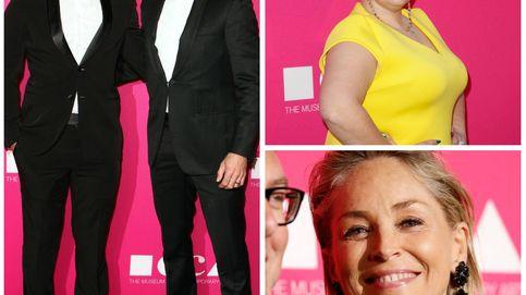 Sharon Stone , Ricky Martin, Paris Hilton… Una noche en el museo