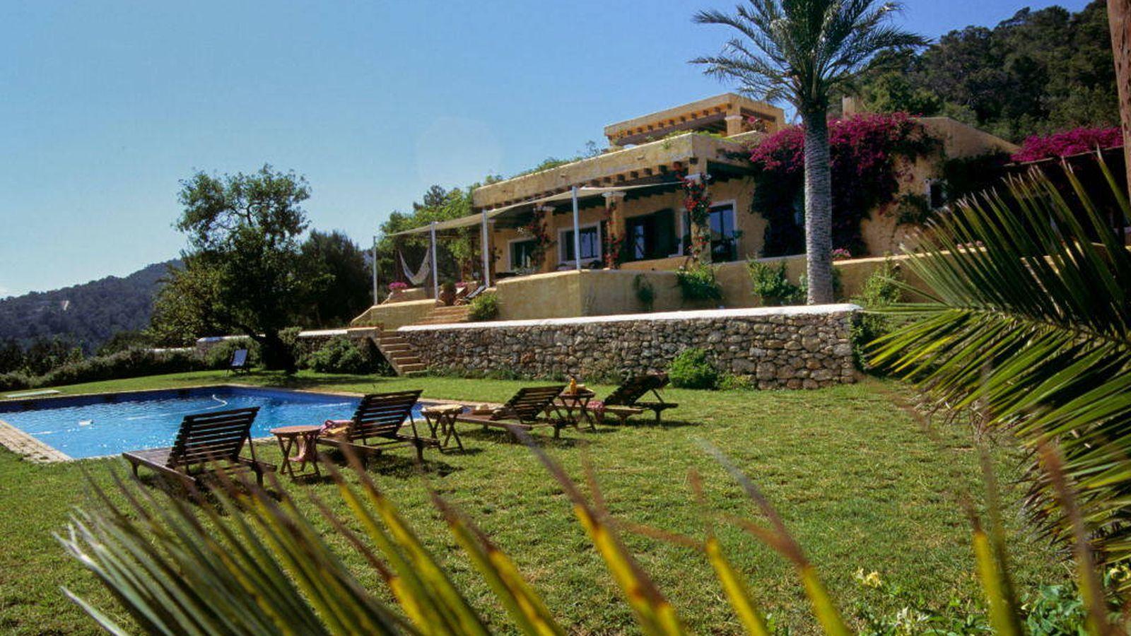 Foto: Casa de Ángel Nieto en Ibiza. (Gtres)