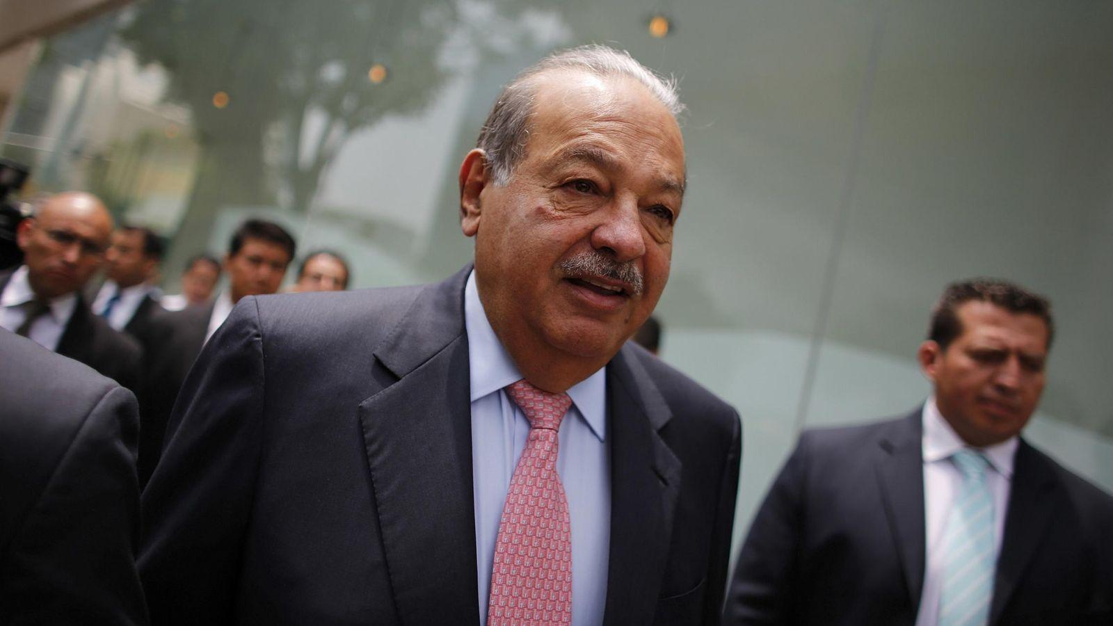 Foto: El empresario Carlos Slim en una imagen de archivo. (EFE)
