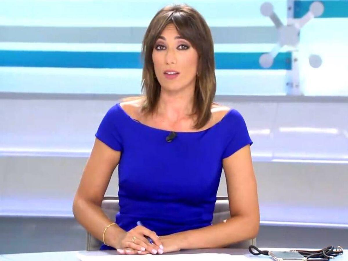 Foto: Patricia Pardo en 'El programa del verano'. (Mediaset España)