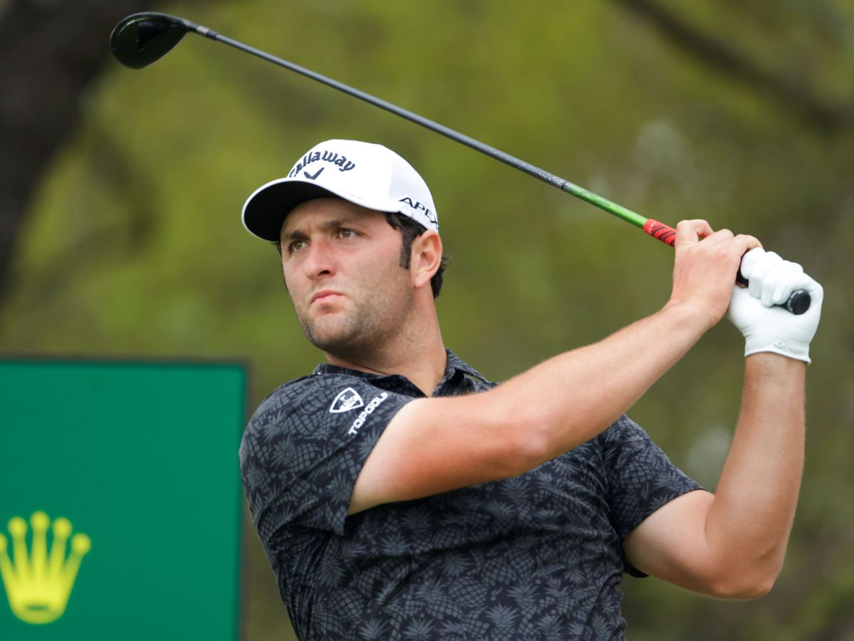 Foto: Jon Rahm durante el torneo de Austin. (EFE)