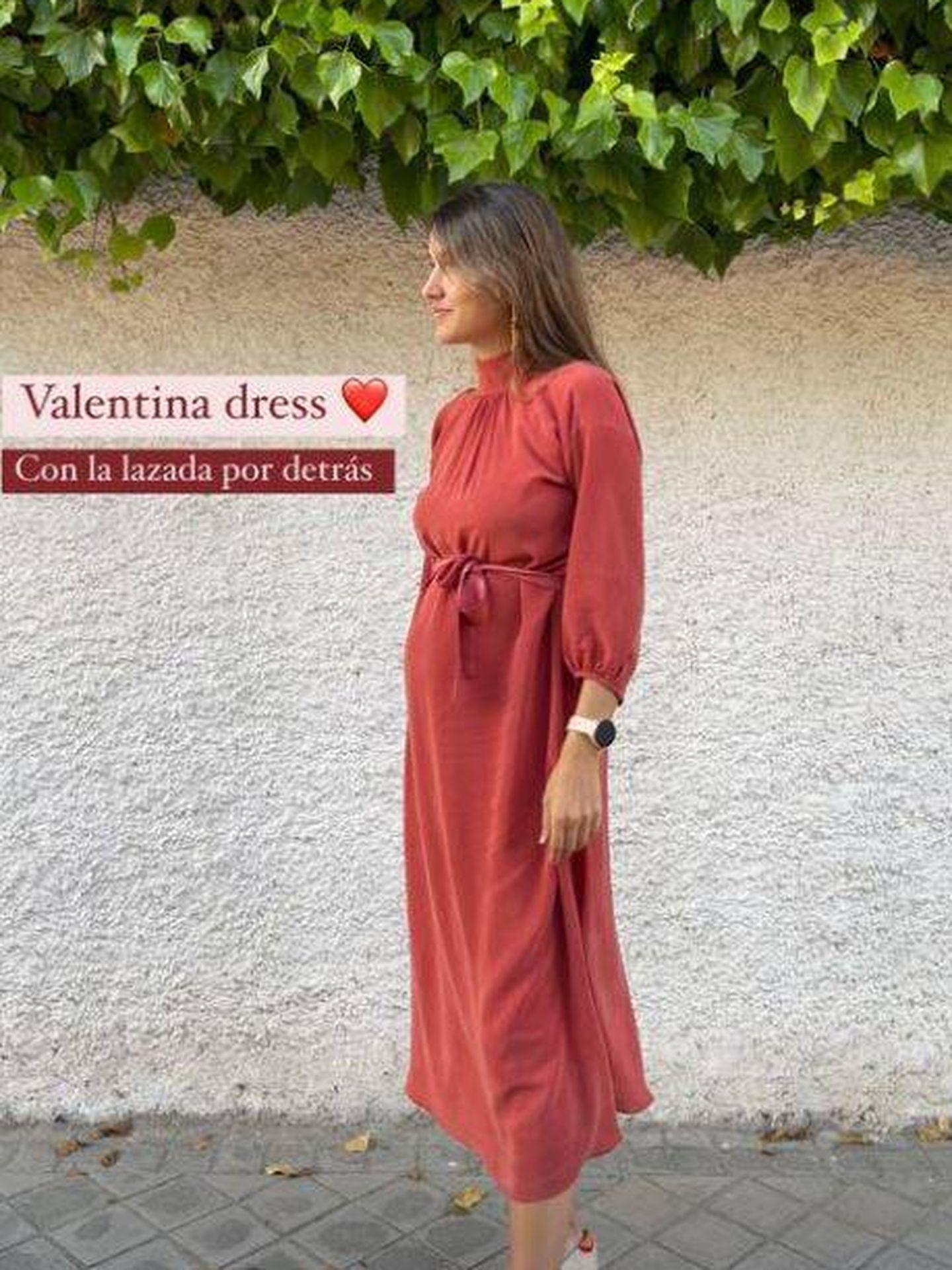 Valentina Suárez de Zuloaga, este fin de semana. (Redes: Es Fascinante)