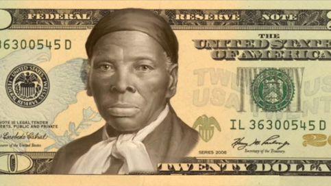La esclava abolicionista Harriet Tubman, primera mujer en aparecer en billetes de dólar