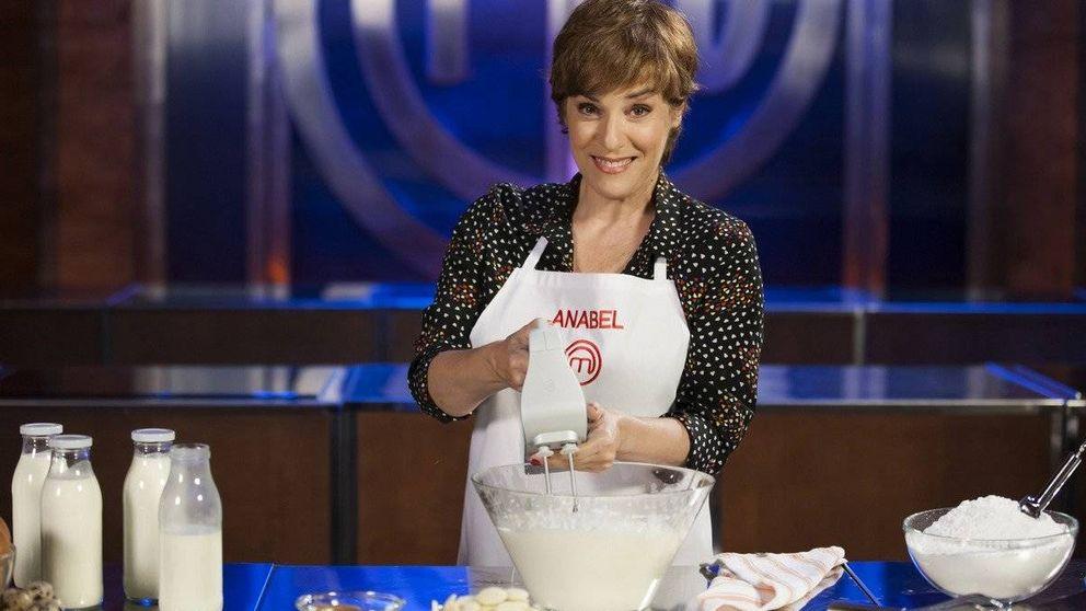 Anabel Alonso en 'MasterChef': vulnerabilidad y sobredosis de cocinar
