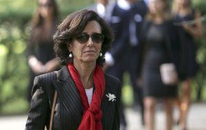 Los analistas guardan el duelo de Botín y dan tregua a Ana Patricia