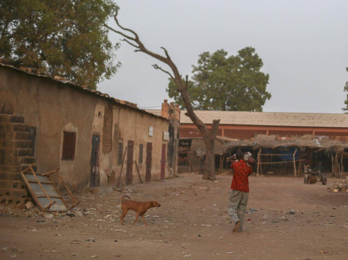 Foto: Municipio de Ségou, en Malí. (EFE)