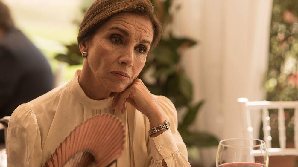 Foto: Ana Belén, protagonista de 'Traición' en TVE.
