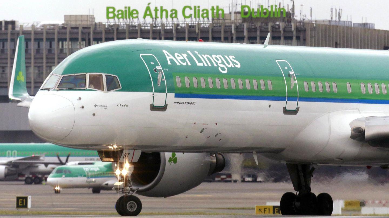 La aerolínea irlandesa Aer Lingus. (Reuters)