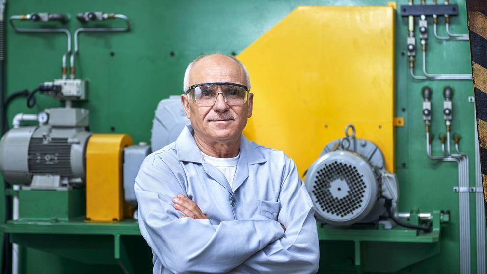 Los trabajadores españoles mayores de 55 años: o ricos o pobres