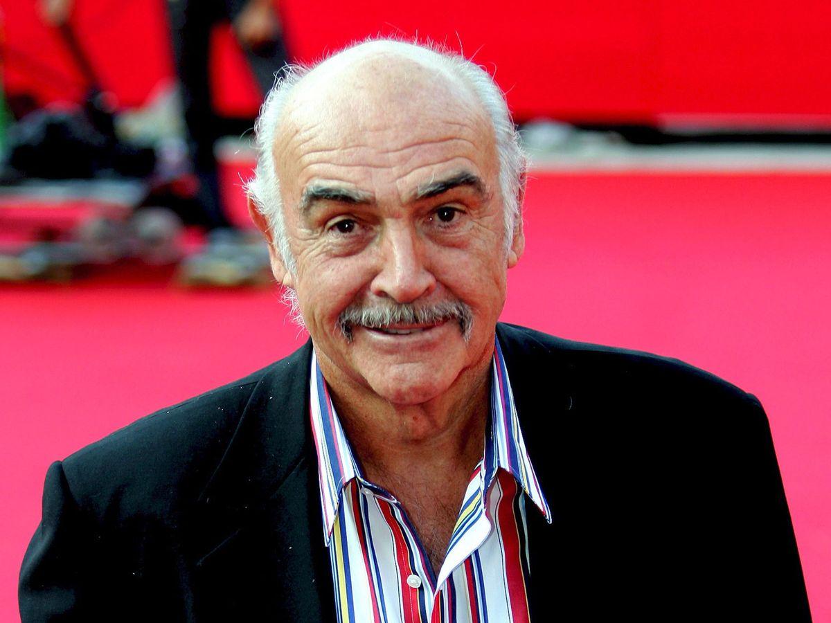 Foto: Sean Connery, en una imagen de archivo. (EFE)