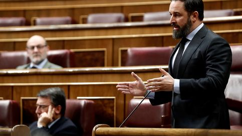 Vox insta a Sánchez a eliminar tres vicepresidencias y diez ministerios
