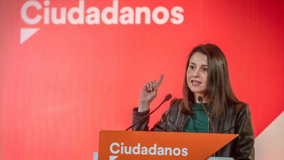 Arrimadas: Andalucía no es del PSOE como Cataluña no es de los nacionalistas