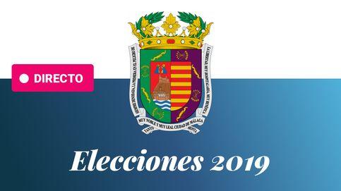 El PSOE gana las elecciones generales en Málaga con un 100% de escrutinio
