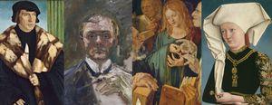 Rostros y manos: el mensaje oculto en los retratos del Museo Thyssen-Bornemisza