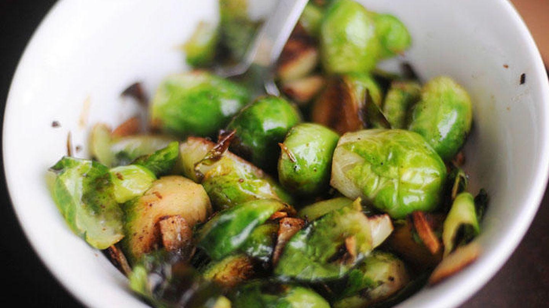 Las veduras de hoja verde son ricas en vitamina K.