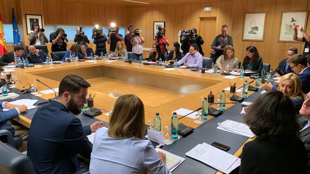 Madrid sube 980.000€ las subvenciones a los partidos para no reducir el reparto