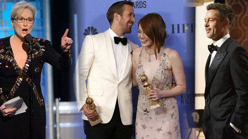 De la cobra de Emma Stone al discurso de Meryl: lo que no olvidarás de los Globos