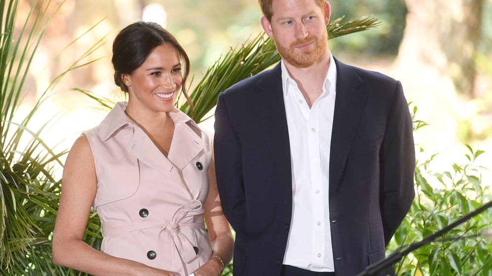 Foto: Los duques de Sussex, en una imagen de archivo. (Reuters)