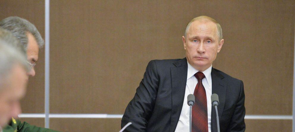 Foto: El presidente de Rusia, Vladimir Putin