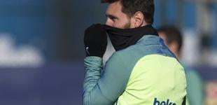 Post de El Barça lleva ya cinco directores de comunicación, pero Messi no dice ni pío