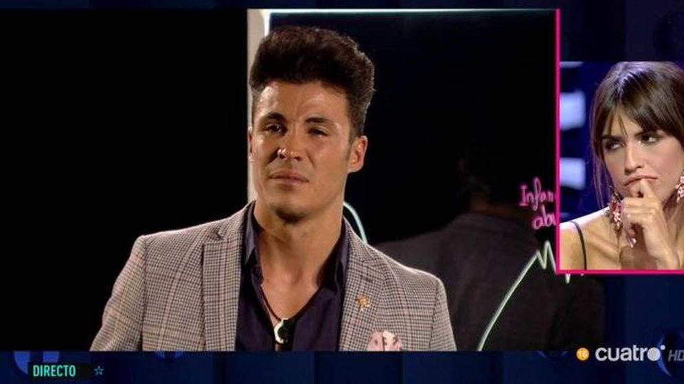 Foto: Kiko, en 'GH VIP 7'. (Telecinco)