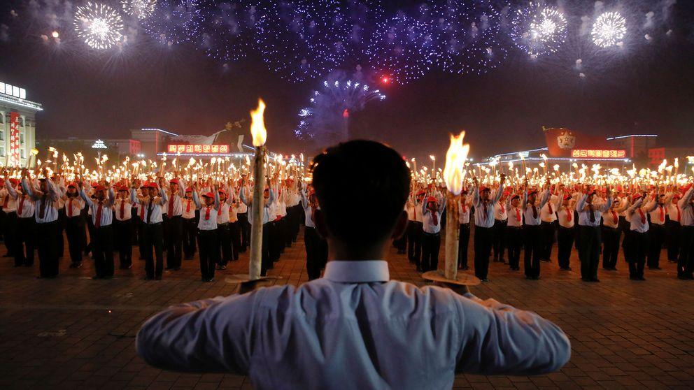 Despliegue sin límites en Corea del Norte: así fue el desfile que puso fin al congreso del partido único